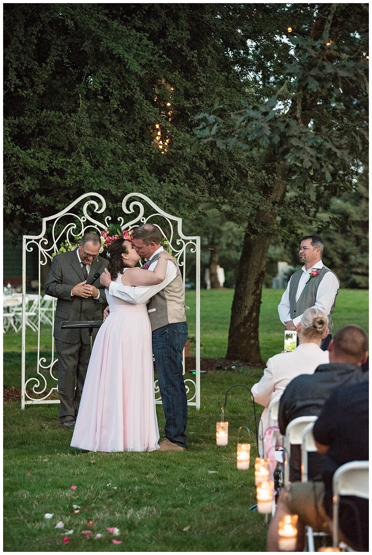 O&L Gardens Wedding, Albany Oregon Wedding Photographer